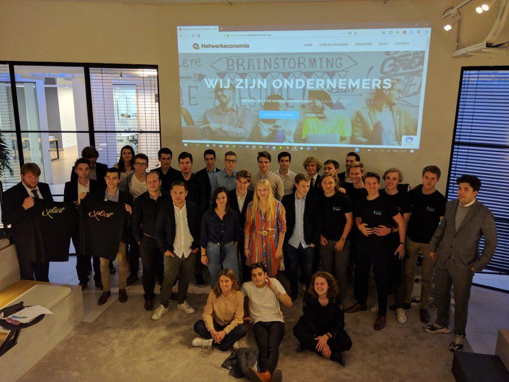 Netwerkeconomie Kortrijk 2019